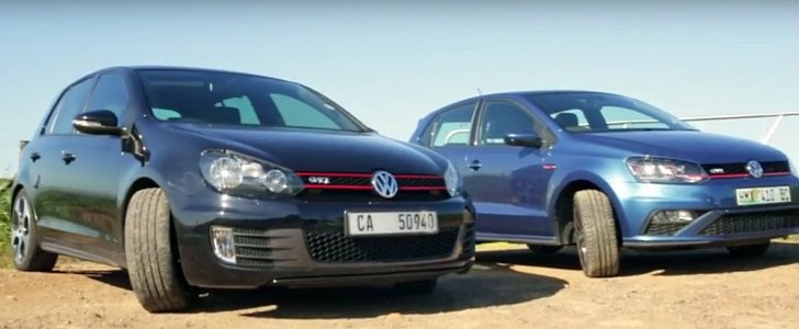 2015 volkswagen polo gti or golf 6 gti old classic vs new and improved autoevolution. Black Bedroom Furniture Sets. Home Design Ideas