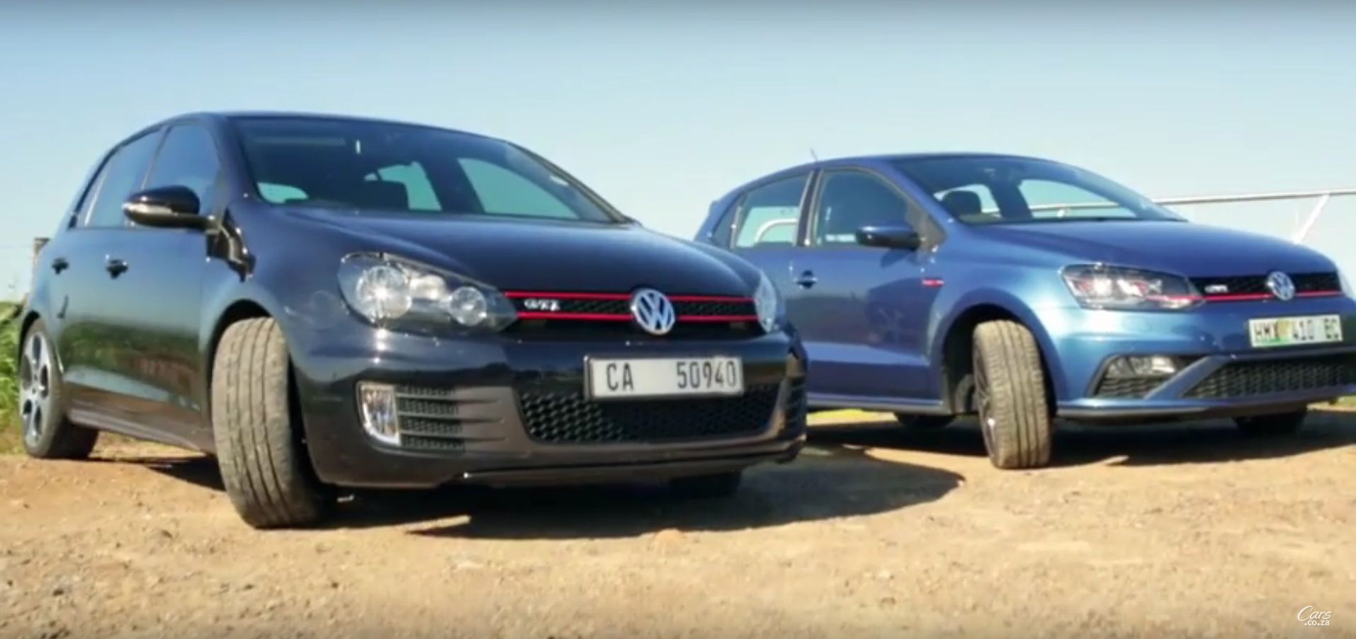 2017 Volkswagen Polo Gti Or Golf 6 Old Clic Vs New And Improved