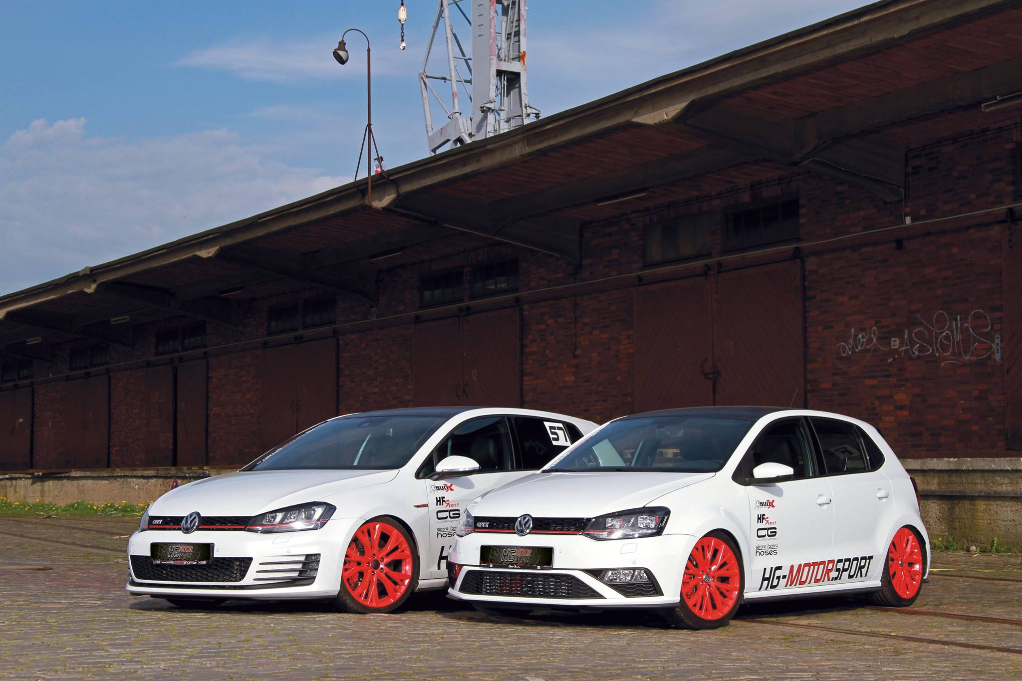 2015 volkswagen polo gti tuned to 260 hp by hg motorsport. Black Bedroom Furniture Sets. Home Design Ideas