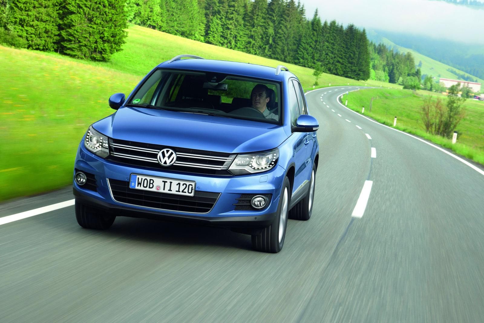2015 volkswagen tiguan could gain three door coupe hybrid. Black Bedroom Furniture Sets. Home Design Ideas