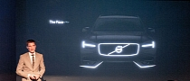 2015 Volvo XC90 Design Revealed During Coupe Concept Presentation
