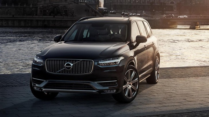 Riverside Auto Sales >> 2015 Volvo XC90 First Edition Sells Out in 47 Hours - autoevolution