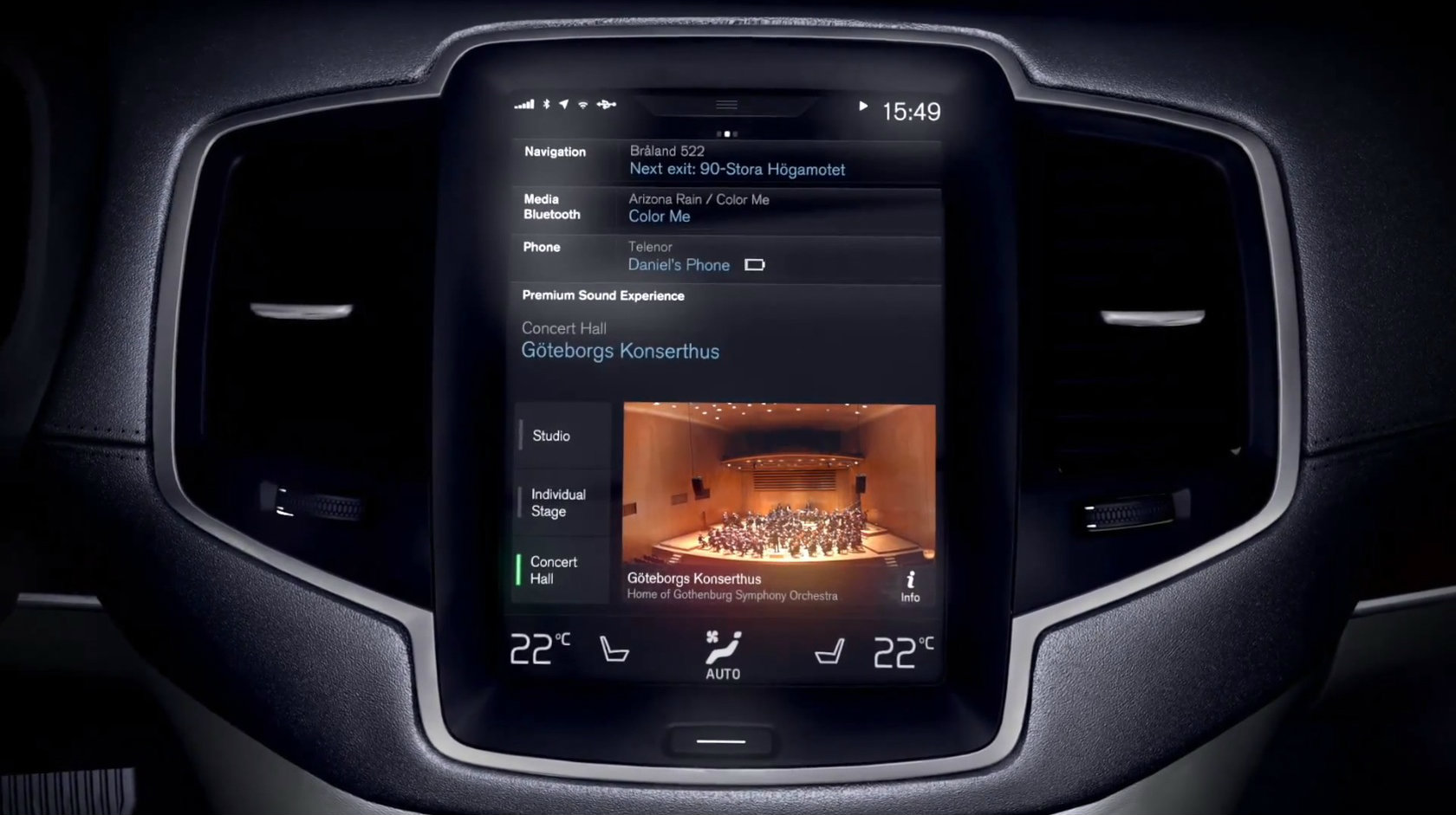 2015 Volvo XC90 Gets Bowers & Wilkins Audio System - autoevolution
