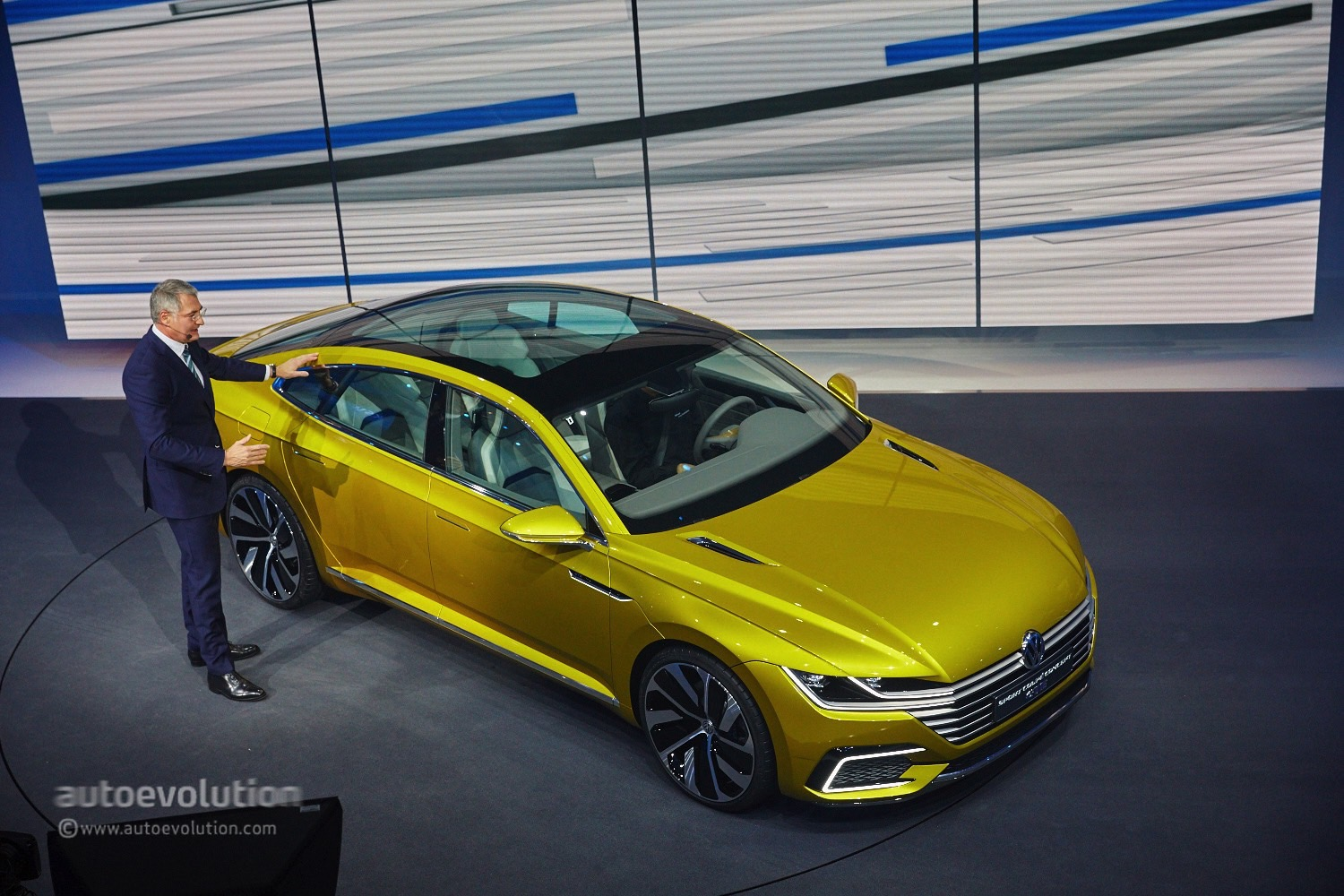 ... Coupe Concept GTE Revealed with V6 Turbo, Hybrid AWD , Live Photos