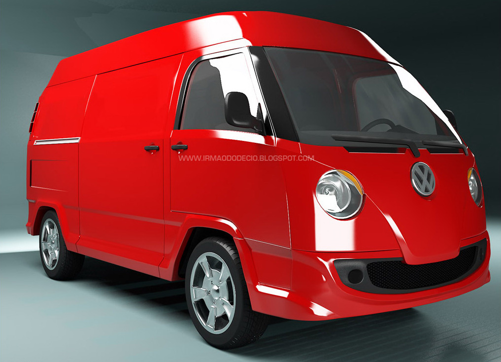 2015 vw transporter is a thing of beauty autoevolution. Black Bedroom Furniture Sets. Home Design Ideas