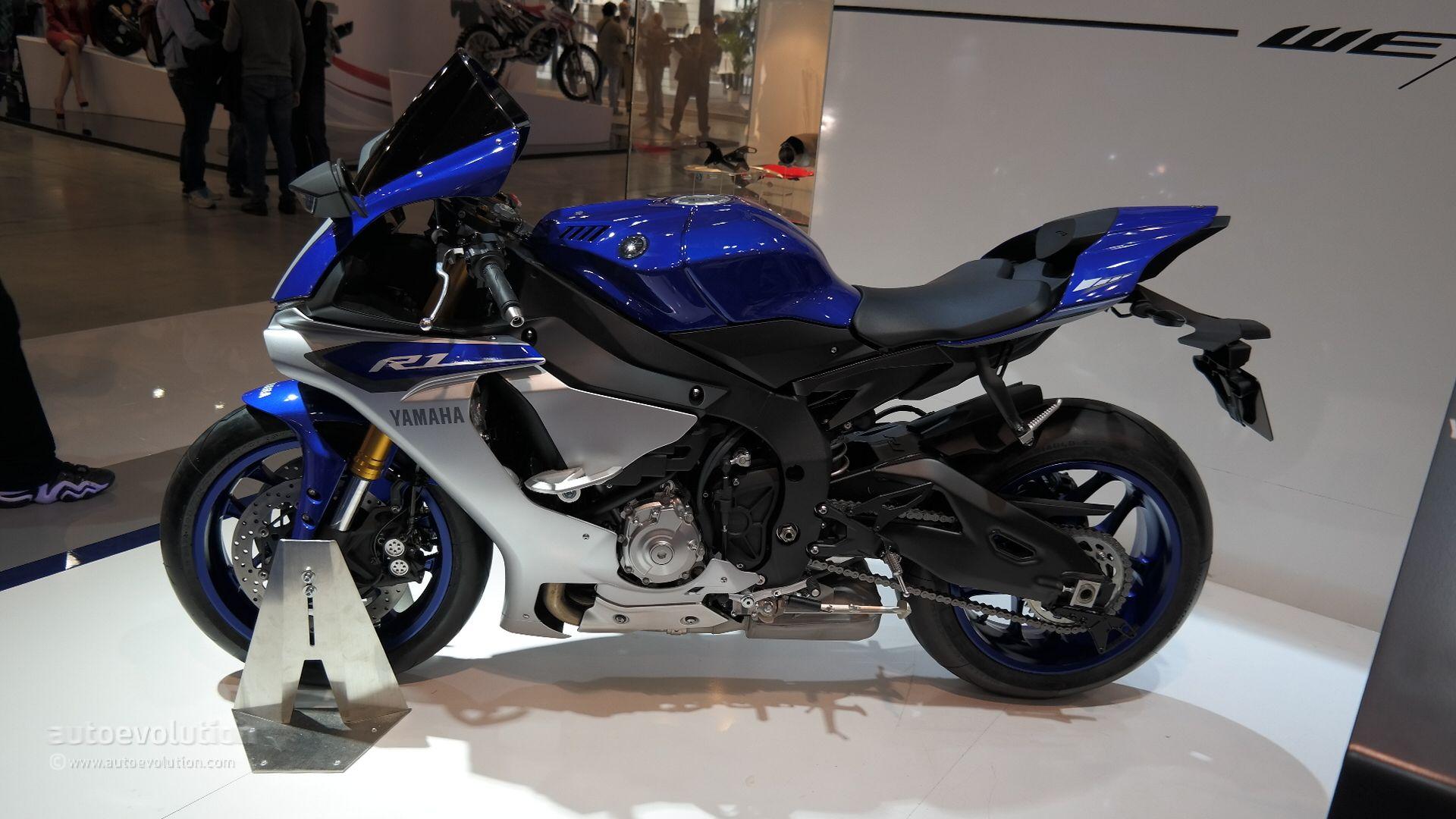 2017 Yamaha Yzf R1m