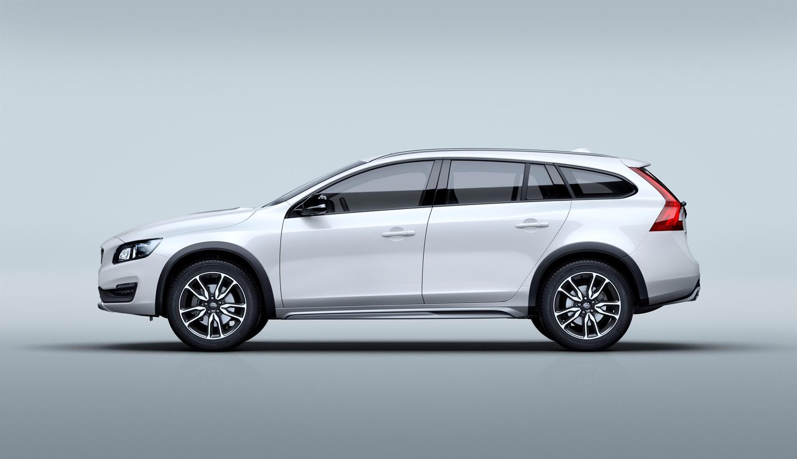 2015 5 volvo v60 cross country gets priced for the united. Black Bedroom Furniture Sets. Home Design Ideas
