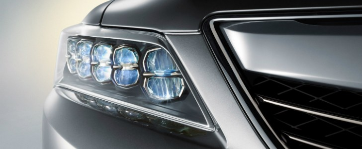 2016 Acura RLX Sport Hybrid Goes on Sale June 3rd - autoevolution