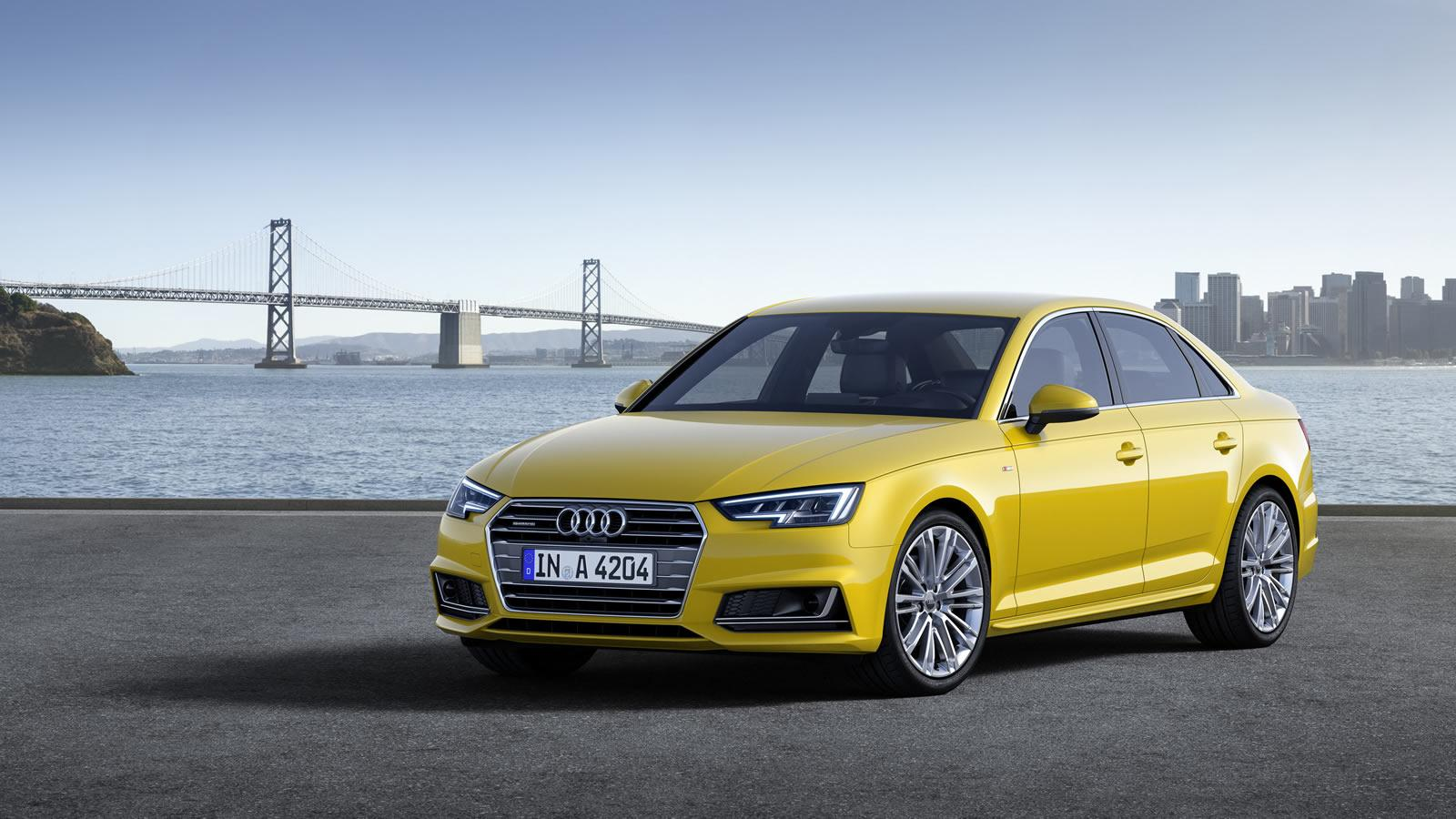 Audi A Price Tag For Germany Revealed The Sedan Starts At - Audi a4 price