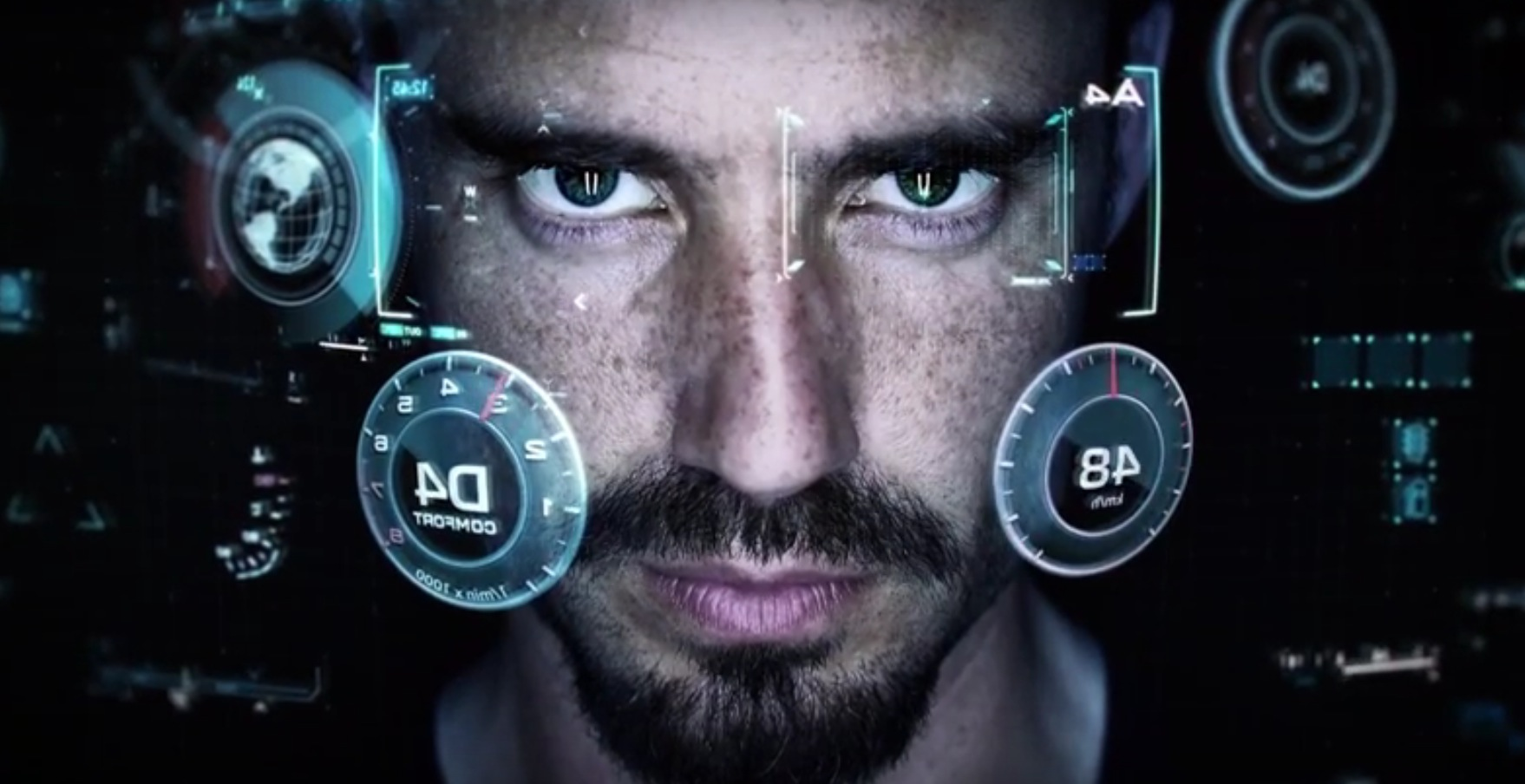 2016 Audi A4s virtual cockpit Commercial Is Like a Scene