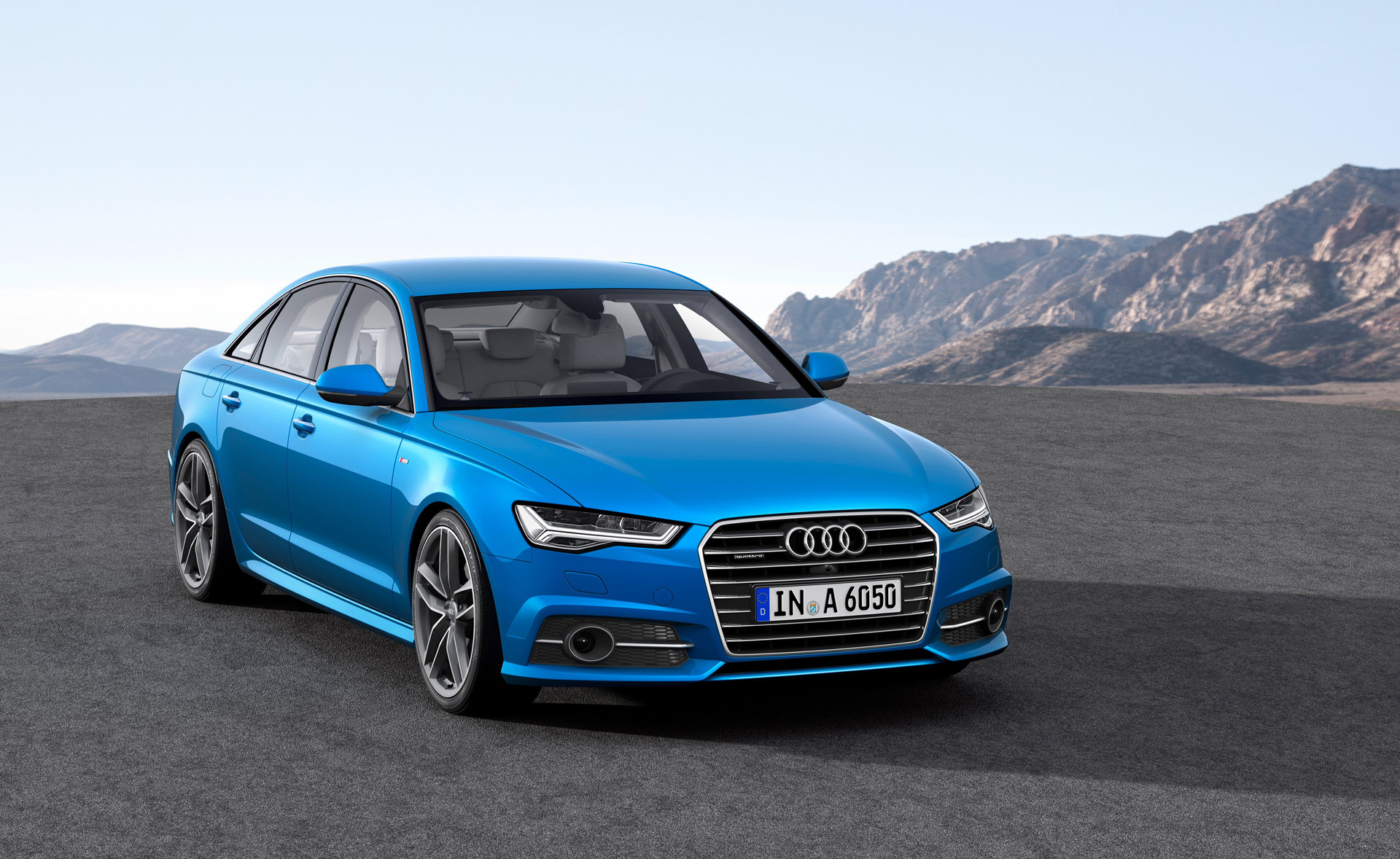 2016 audi a6 pricing starts at 46 200 a7 at 68 300 for Lunghezza audi a6 avant 2016