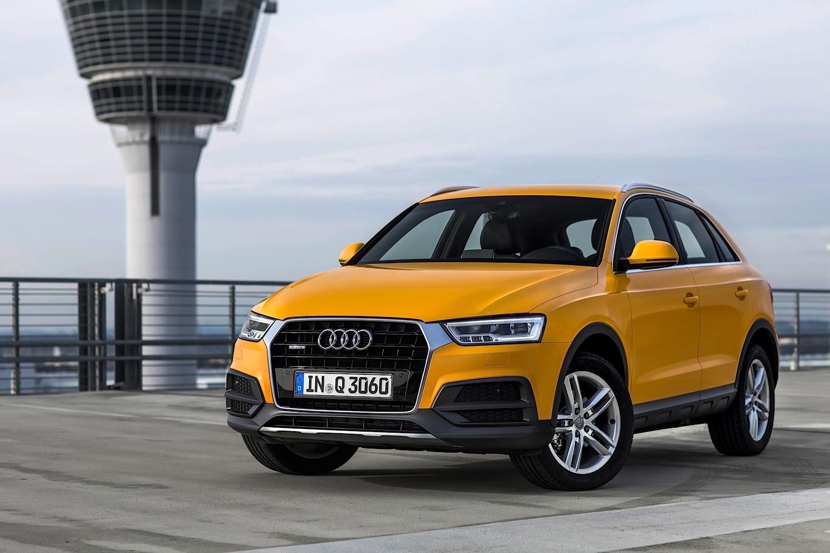 Audi Q Price Increases To Due To Facelift Updates - Audi car q3 price in india