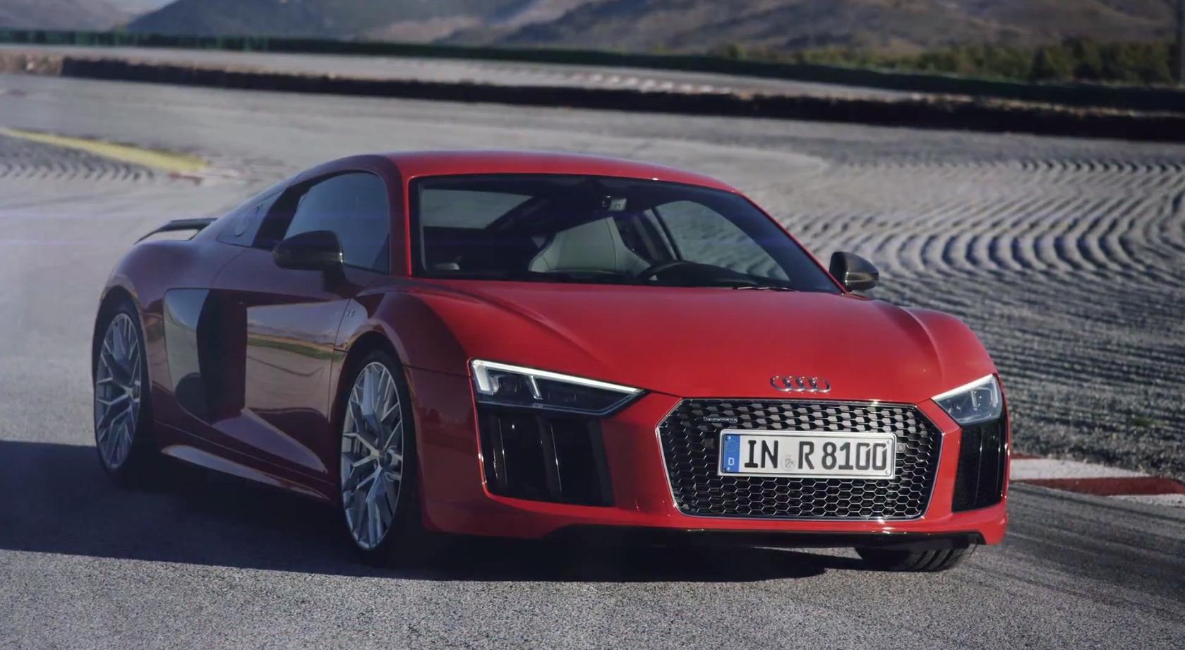 8 Photos First 2016 Audi