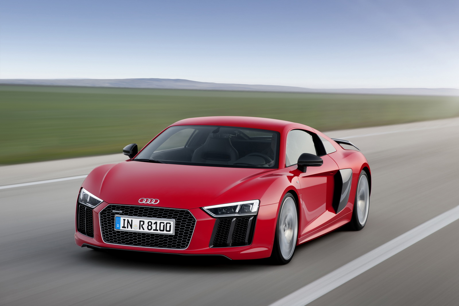 2016 Audi R8 Officially Revealed with 610 HP V10 Engine and 205 MPH ...