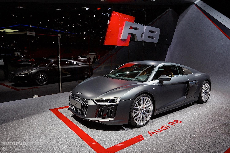 2016 audi r8 v10 reveals the next era of german supercars. Black Bedroom Furniture Sets. Home Design Ideas