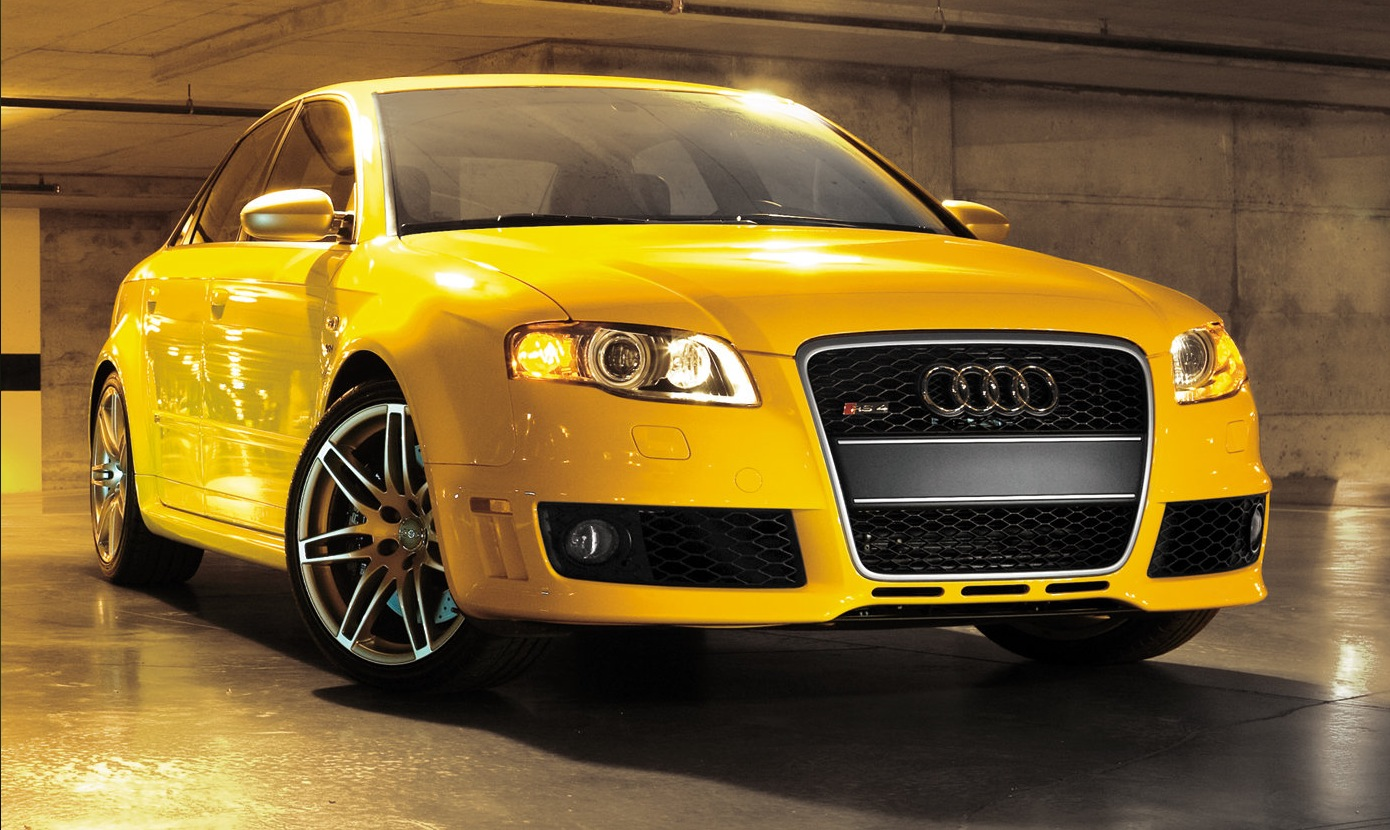 Audi Could Drop For Twin Turbo Offer Sedan Again