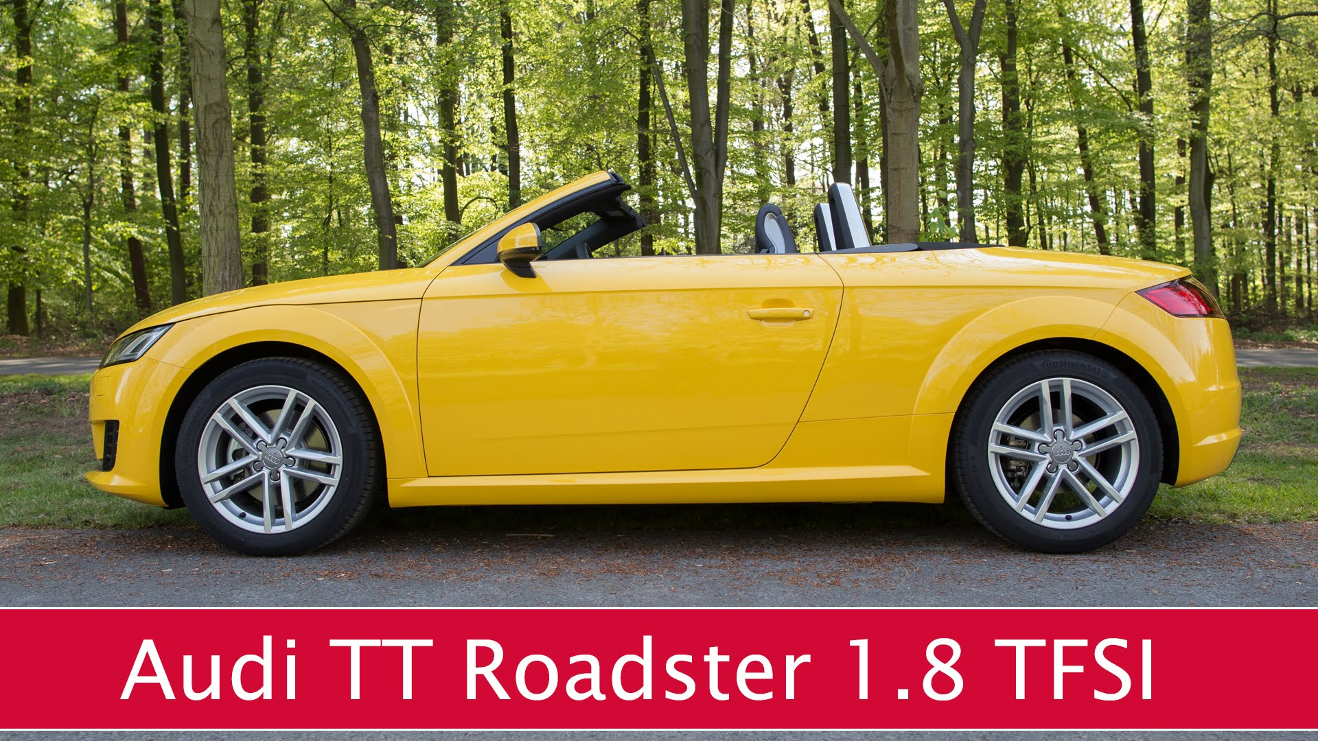 2016 audi tt 1 8 tfsi acceleration test featuring a yellow roadster autoevolution. Black Bedroom Furniture Sets. Home Design Ideas