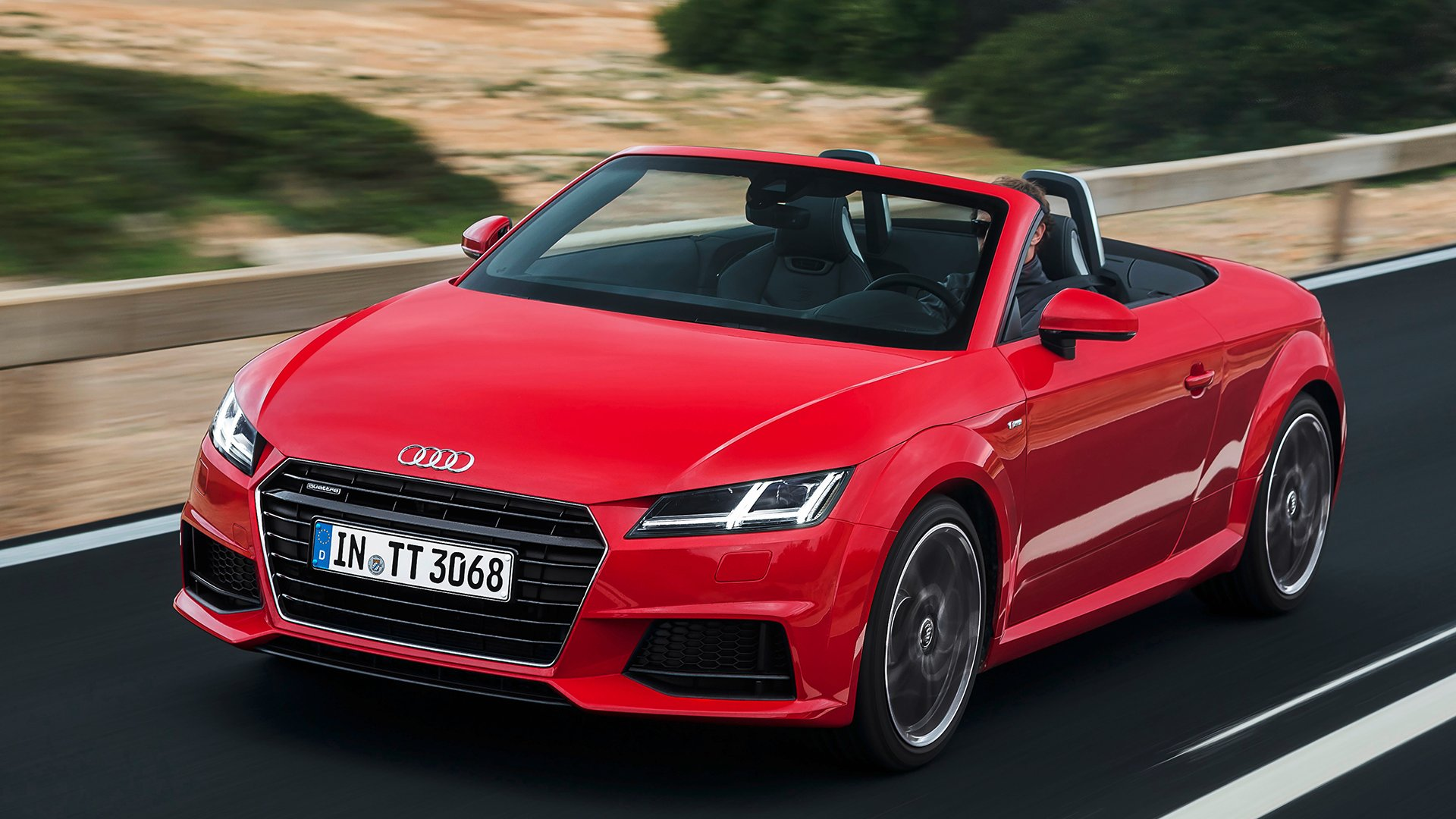 2016 audi tt us pricing revealed costs more than the a5 autoevolution. Black Bedroom Furniture Sets. Home Design Ideas