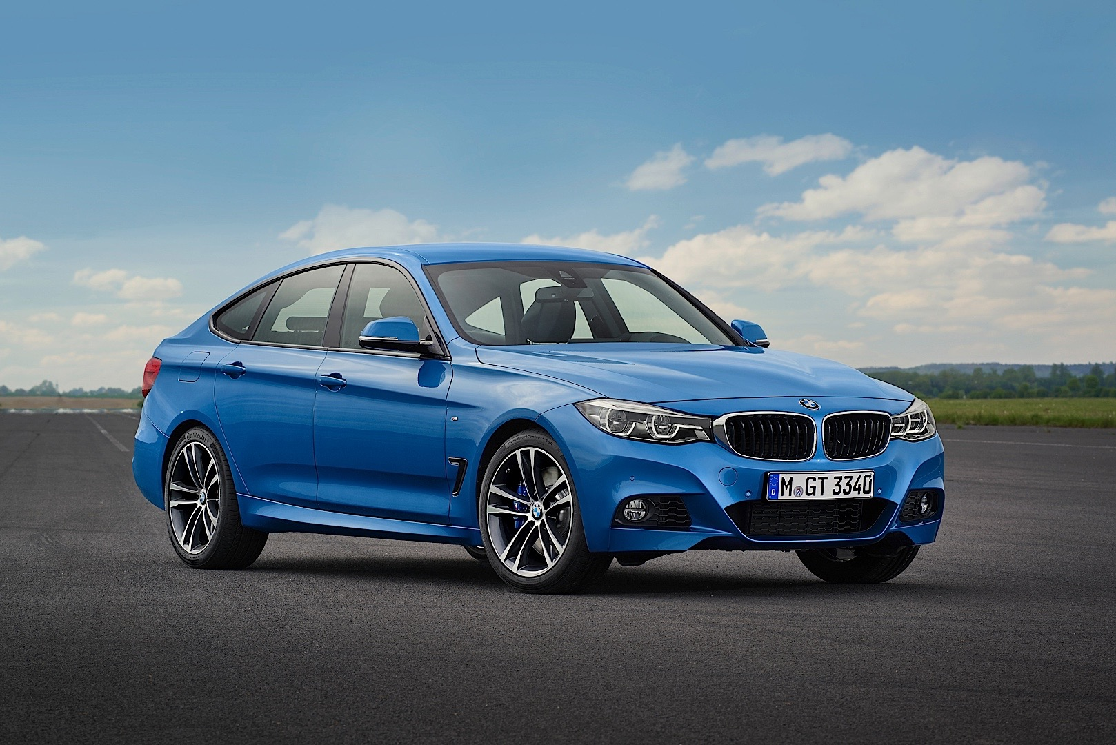 2016 Bmw 3 Series Gran Turismo Facelift Is All Things To All