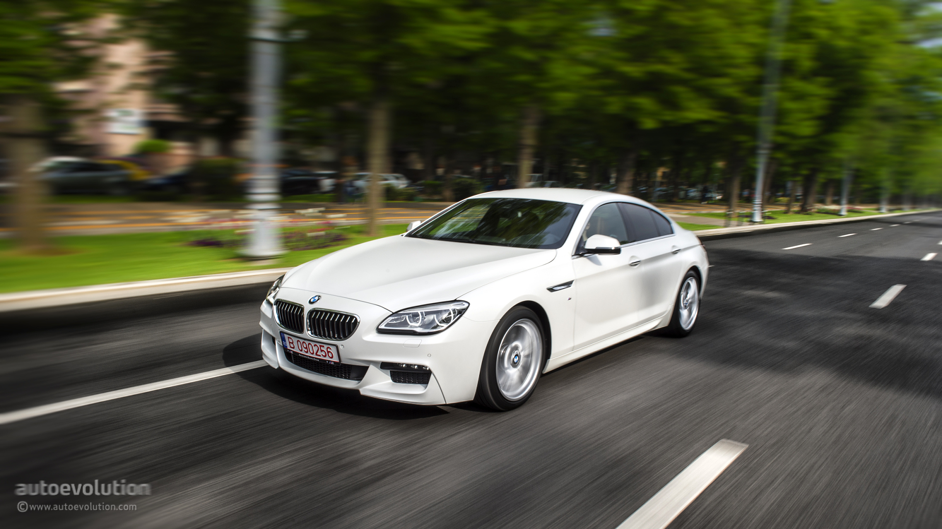 2016 Bmw 6 Series Gran Coupe 7 Photos