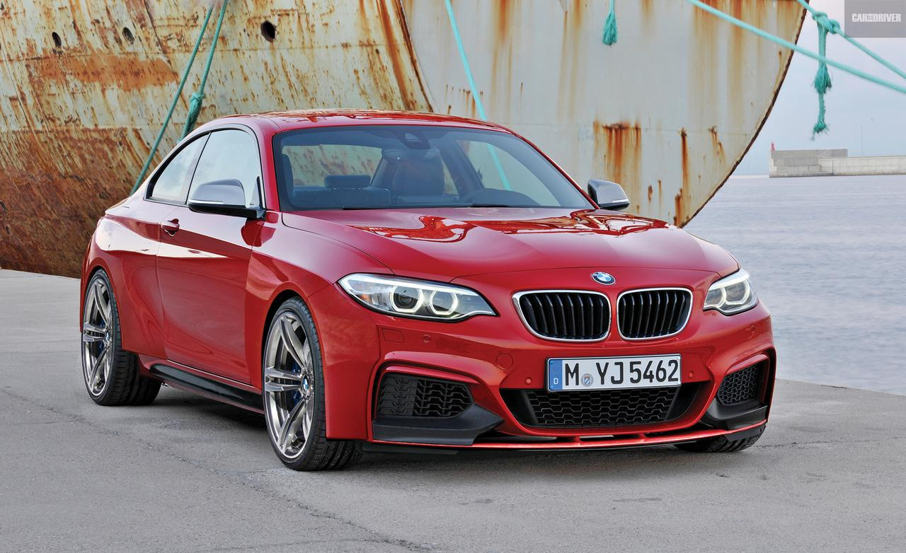 2016 Bmw F87 M2 Gets Green Light Autoevolution