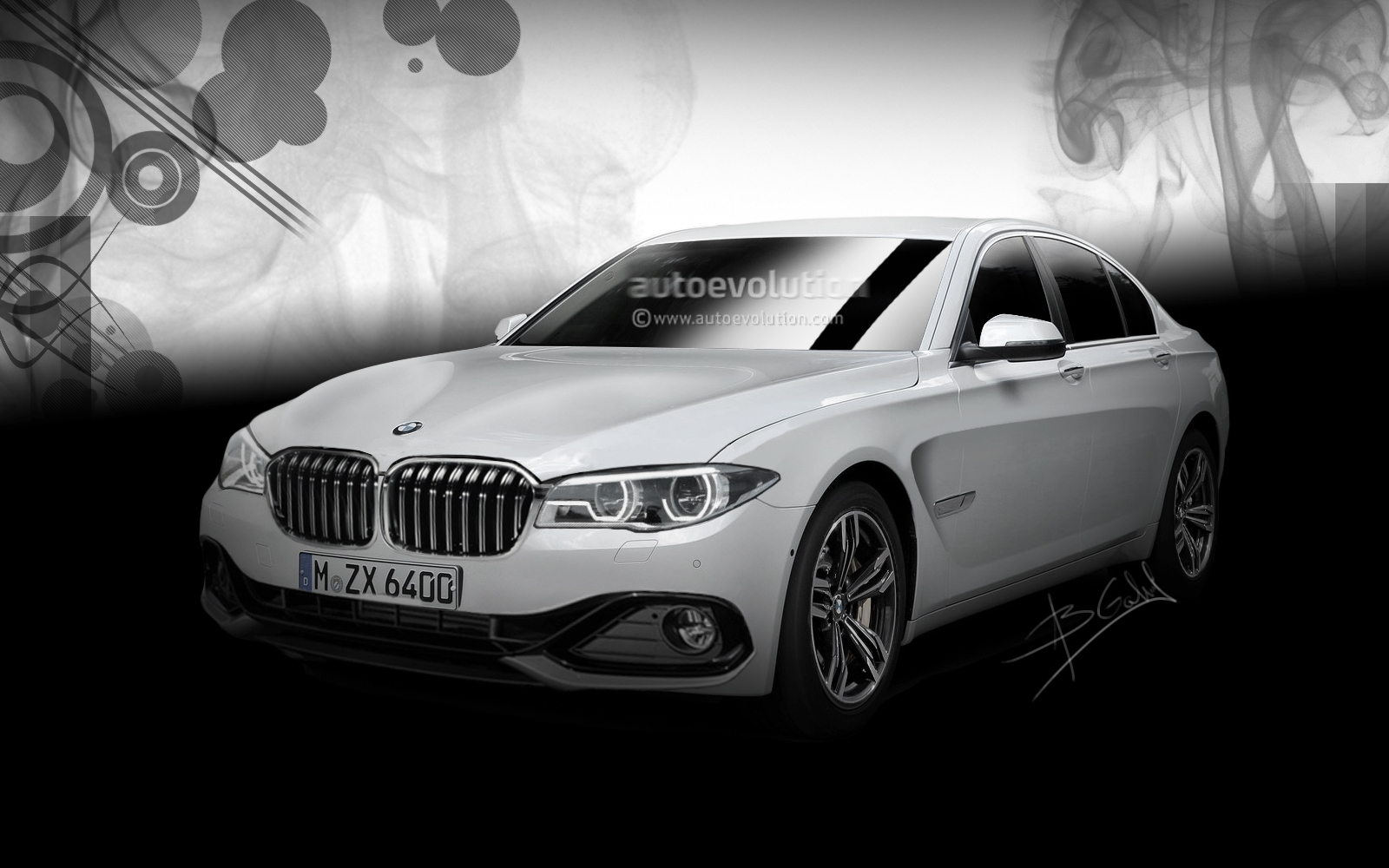 2016 BMW G11 7 Series Rendered A New Approach For The Flagship