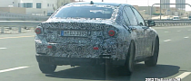 2016 BMW G11 7 Series Spied Testing in Dubai [Video]