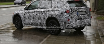 2016 BMW X1 Seen With FWD Wheel Spin [Video] [Photo Gallery]
