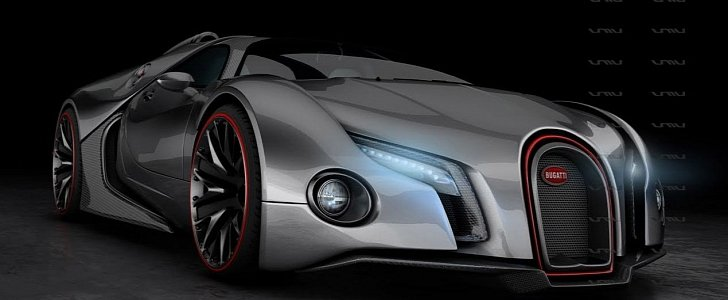 2016 bugatti chiron to wear a price tag in excess of 2 5 million autoevolution. Black Bedroom Furniture Sets. Home Design Ideas