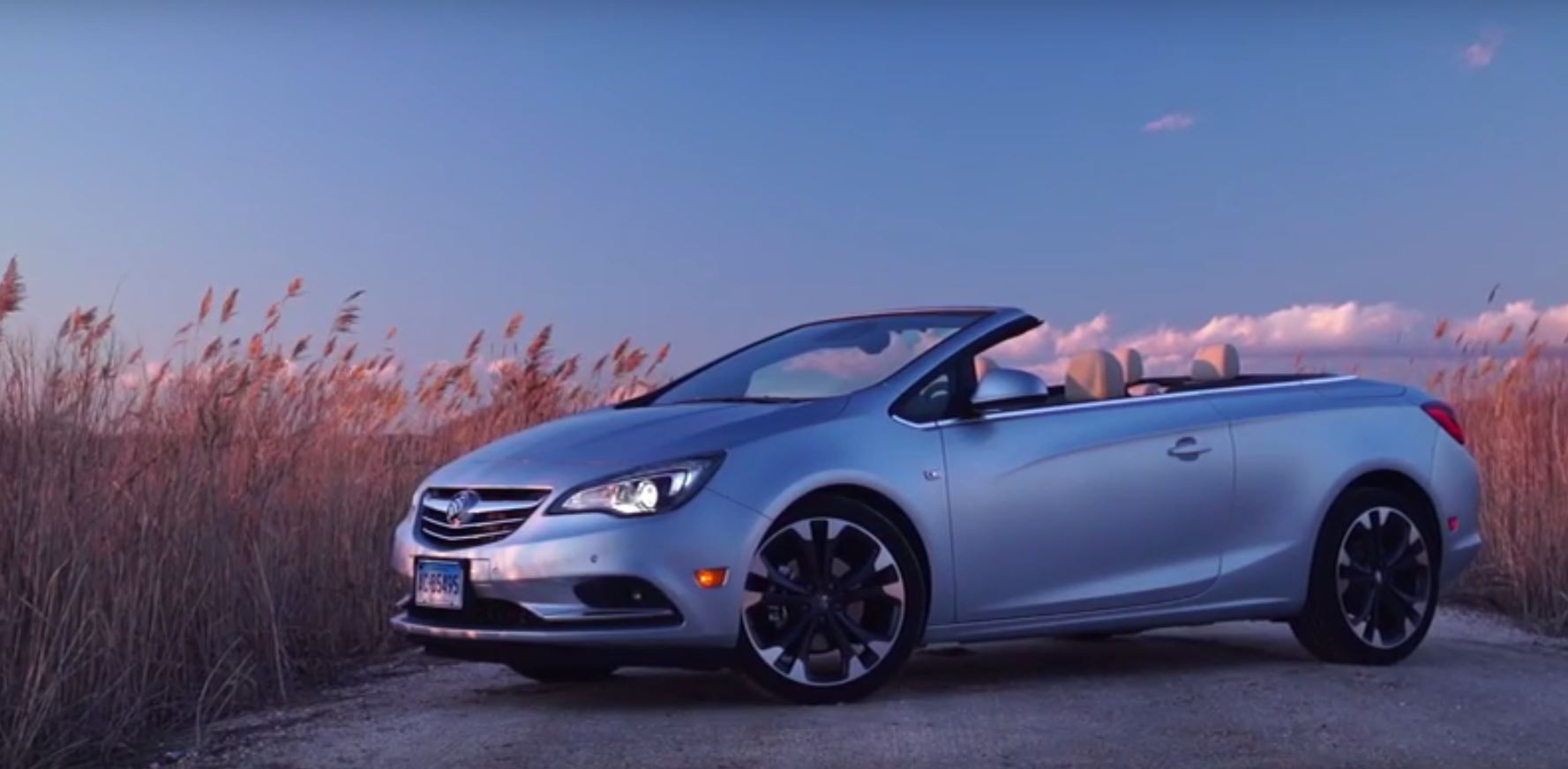 2016 Buick Cascada Criticized In Consumer Reports Review For Outdated Interior