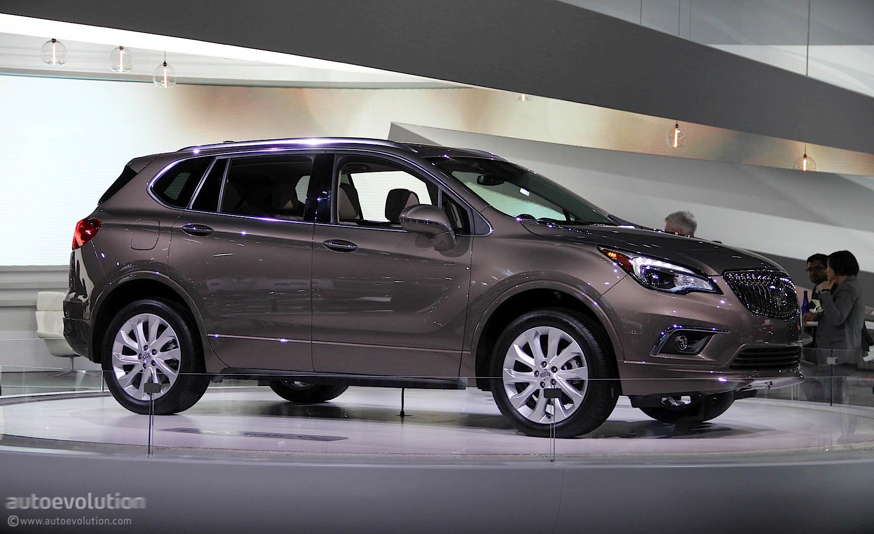 buick envision 2017 suv models autocarwall. Black Bedroom Furniture Sets. Home Design Ideas