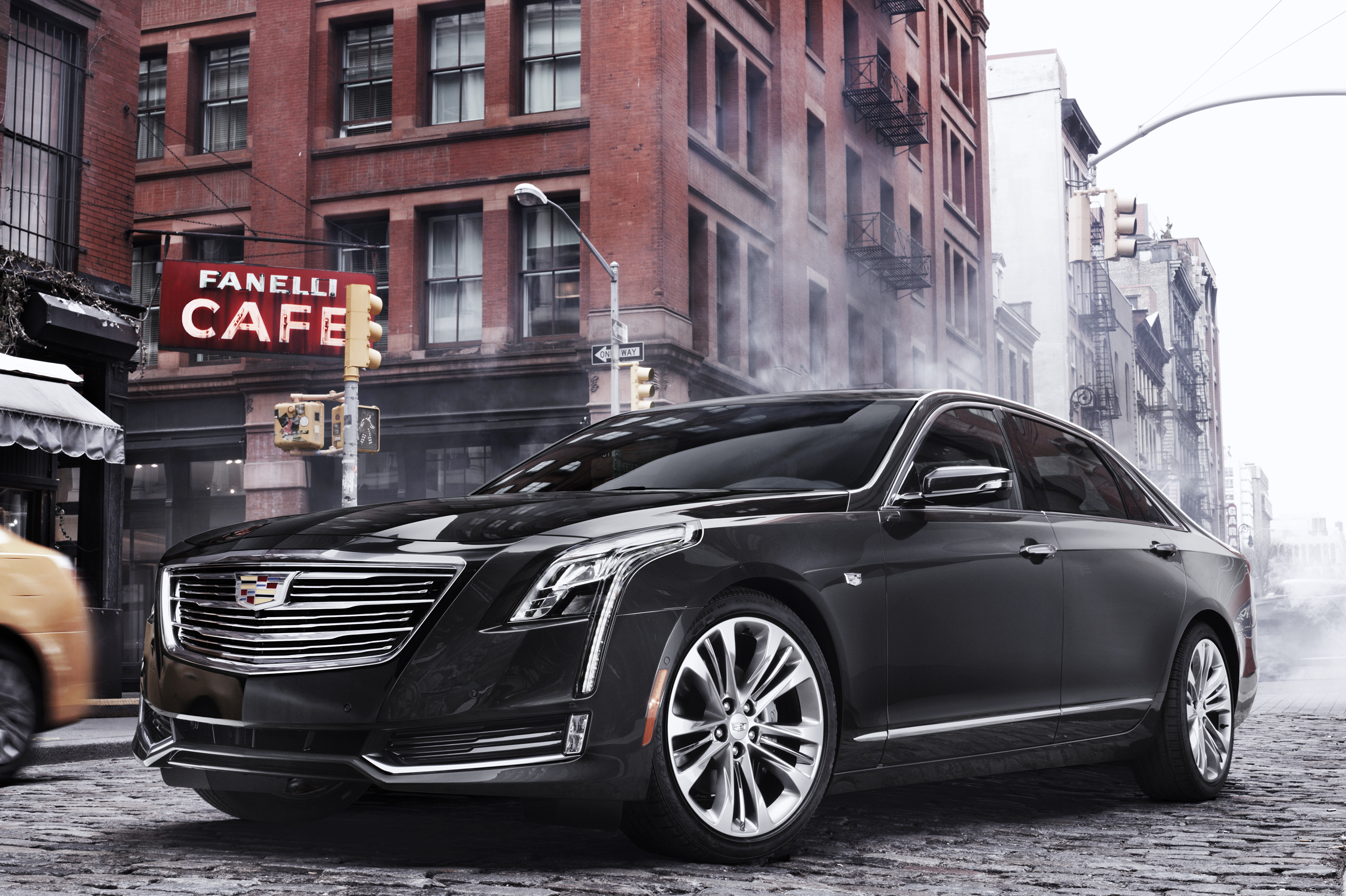 2016 cadillac ct6 begins production in january pricing starts at 53 495 autoevolution. Black Bedroom Furniture Sets. Home Design Ideas
