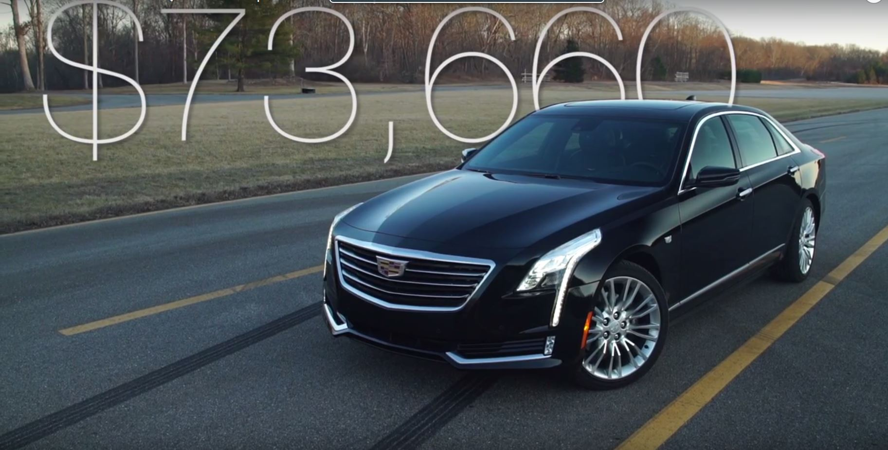 2016 cadillac ct6 shown plenty of love in consumer reports. Black Bedroom Furniture Sets. Home Design Ideas
