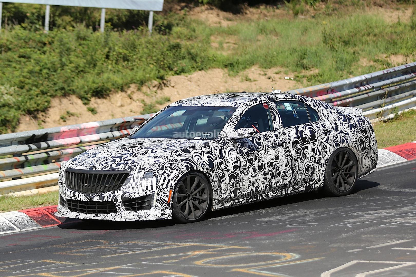 Supercharged+V8+Engine 2016 Cadillac CTS-V to Get Supercharged V8