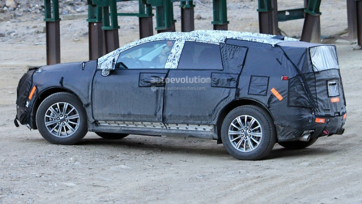 2016 Cadillac XT5 Slated to Bow in New York, It Reps the 2015 ...