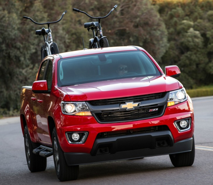 2016 Canyon Diesel >> 2016 Chevrolet Colorado Diesel & 2016 GMC Canyon Diesel Available Late in the Model Year ...