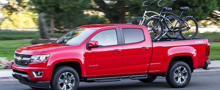 2016 chevrolet colorado diesel to get over 30 mpg highway autoevolution. Black Bedroom Furniture Sets. Home Design Ideas