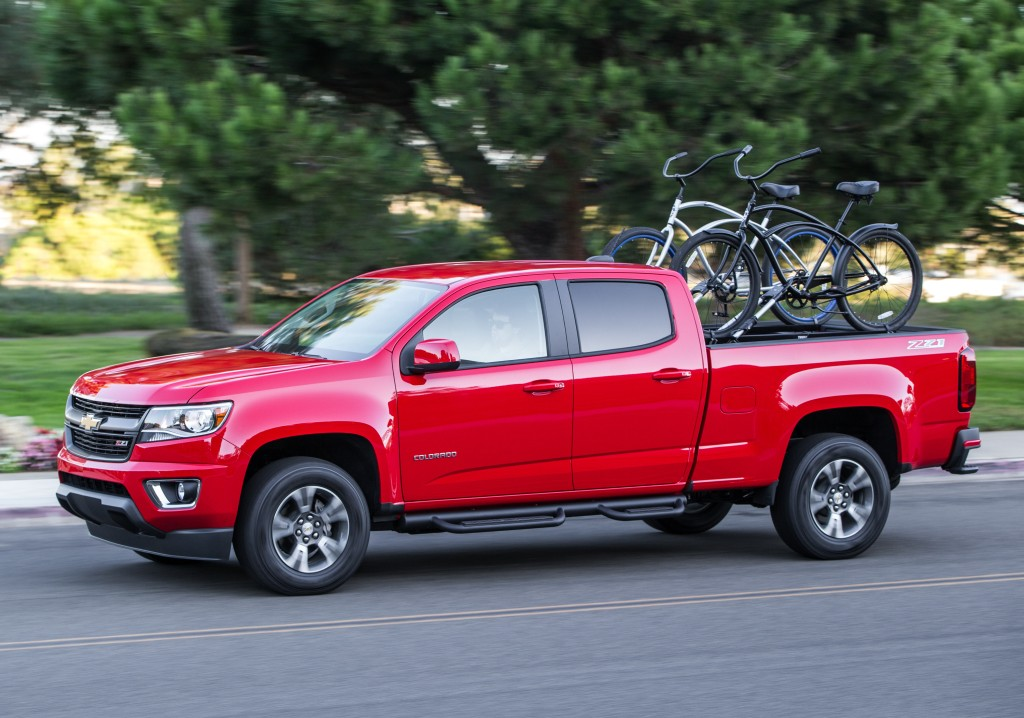 2016 chevrolet colorado diesel to get over 30 mpg highway autoevolution. Black Bedroom Furniture Sets. Home Design Ideas