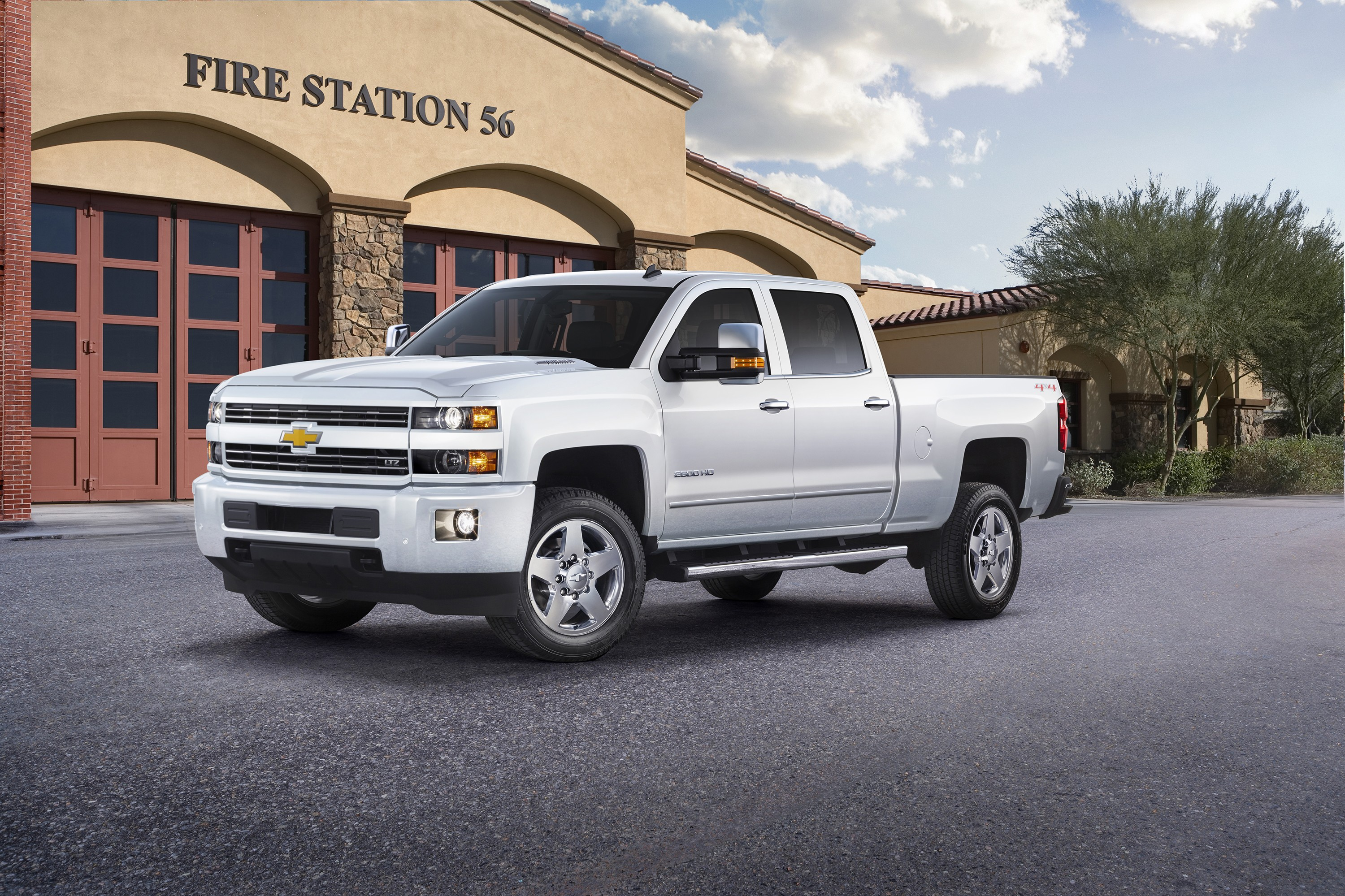 2016 Chevrolet Silverado/GMC Sierra Light Duty to be ...