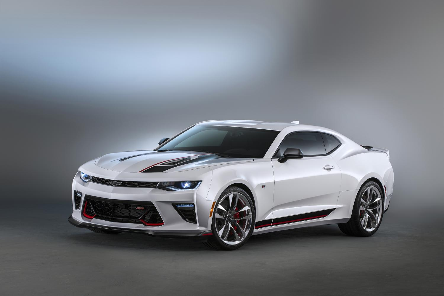 Chevy Performance Parts >> 2016 Chevy Camaro Gets 4 Custom Concepts for 2015 SEMA Show - autoevolution