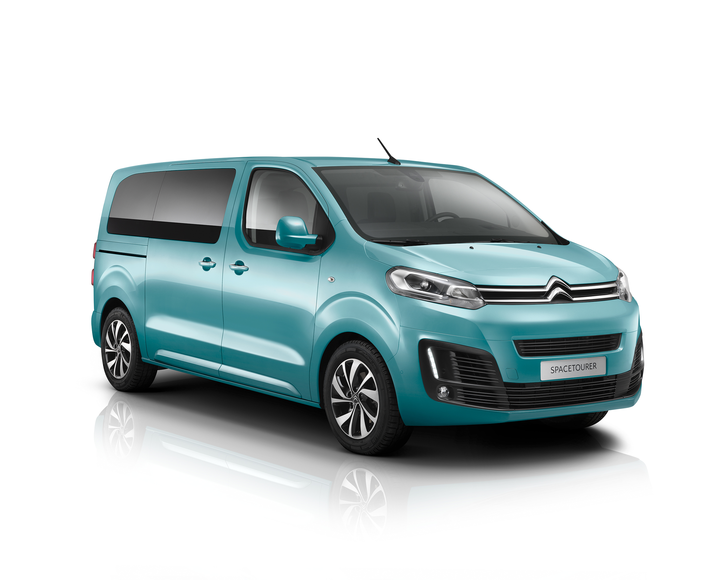 2016 citroen spacetourer debut set for geneva motor show autoevolution. Black Bedroom Furniture Sets. Home Design Ideas