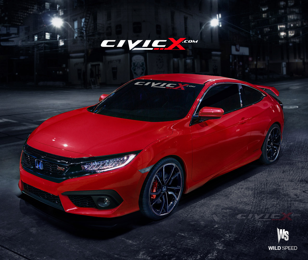 10 Photos 2016 Civic Si
