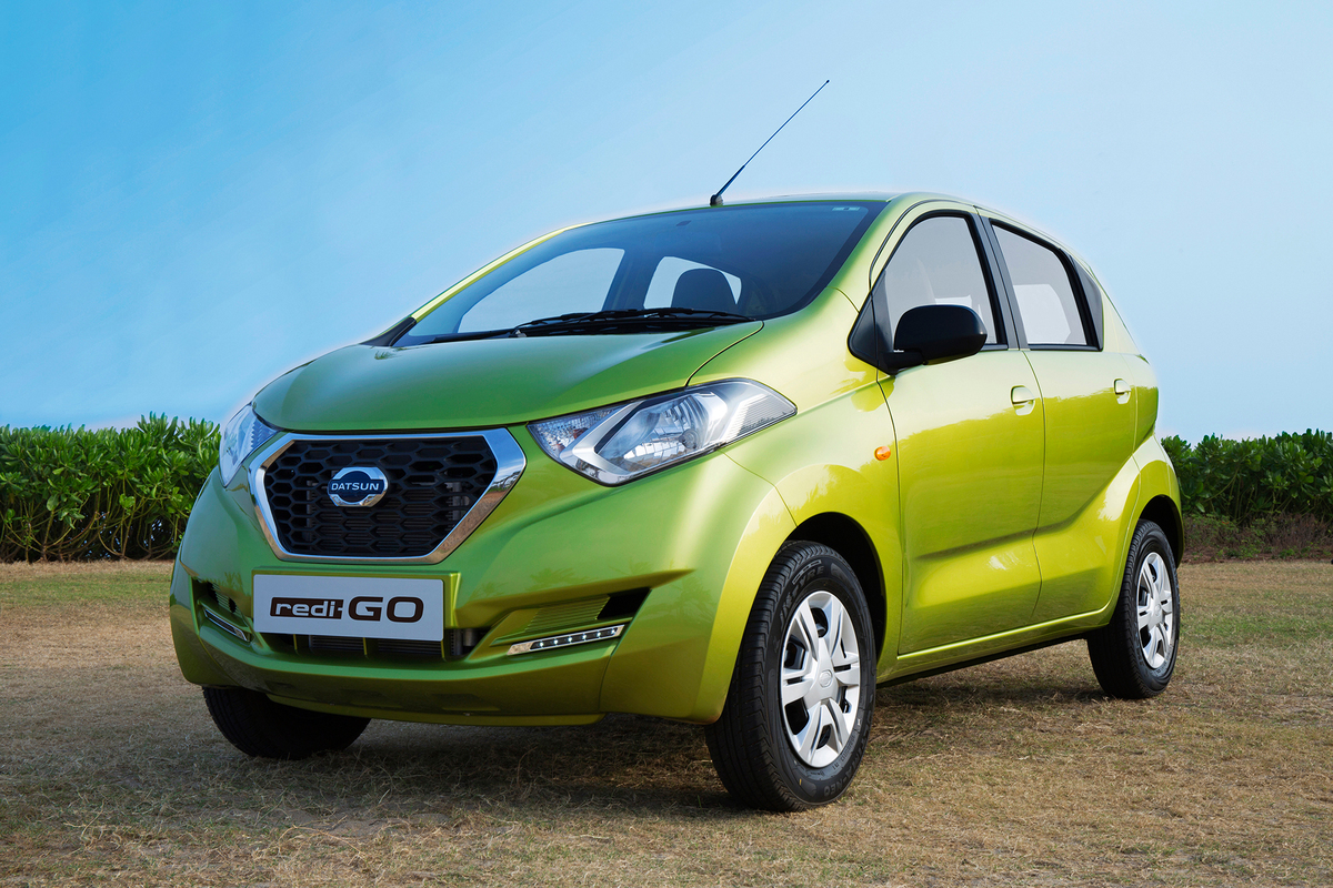 2016 Datsun redi-GO Launched in India, Has Best-in-Class ...