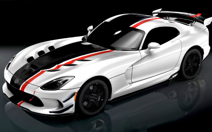 2016 Dodge Viper Acr This Is 90 Percent It Autoevolution