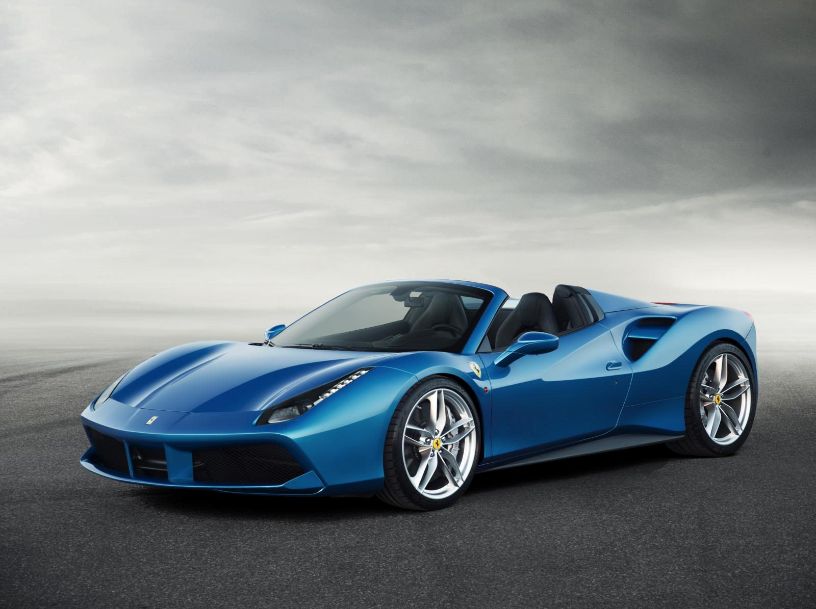 2016 Ferrari 488 Spider Runs The Quarter Mile In 10 6 Seconds