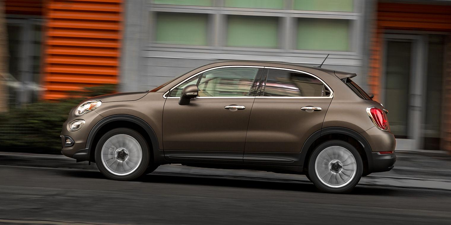 Fiat 500x price