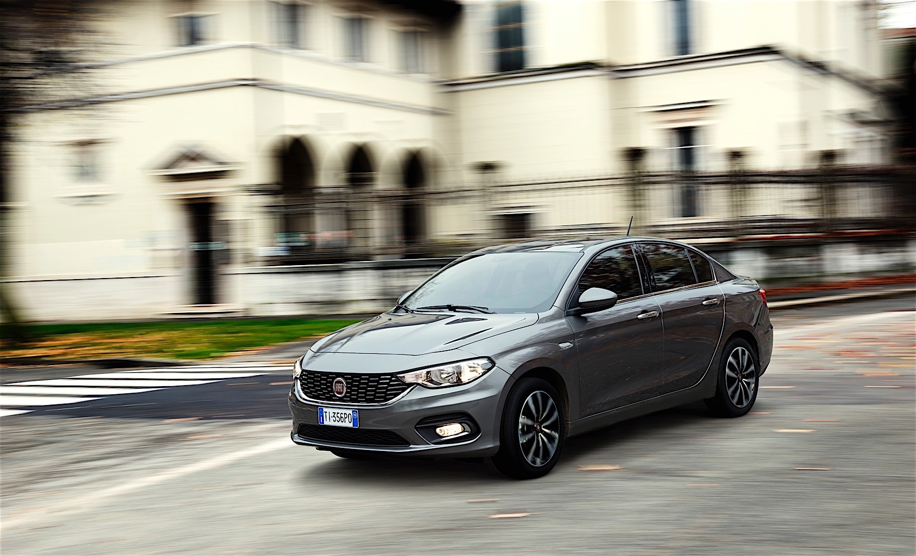 2016 Fiat Tipo 1.3 Multijet II 95 HP Launched in Italy at ...