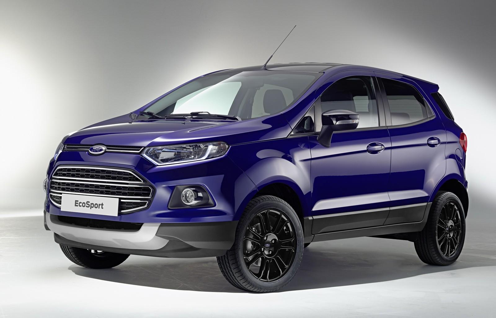 24 Photos 2021 Ford Ecosport
