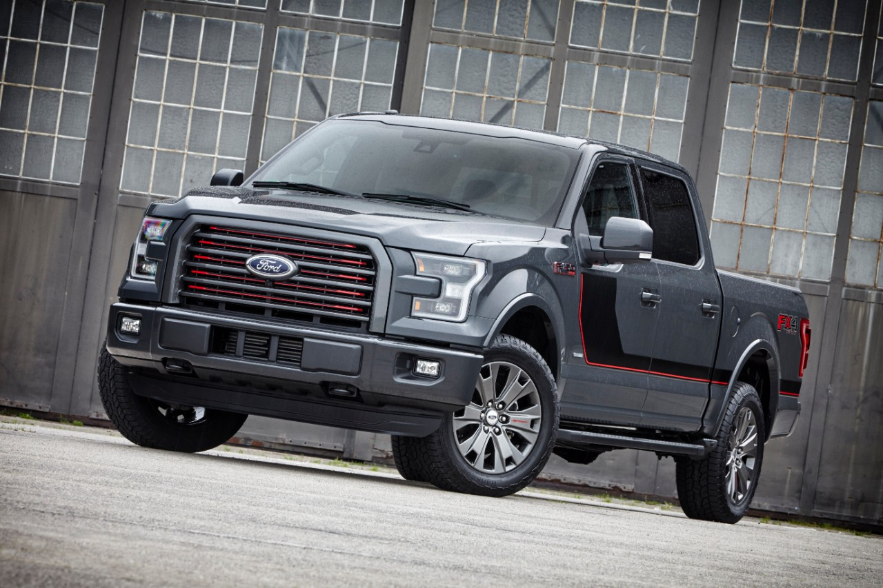 2016 ford f 150 special edition appearance package unveiled. Black Bedroom Furniture Sets. Home Design Ideas