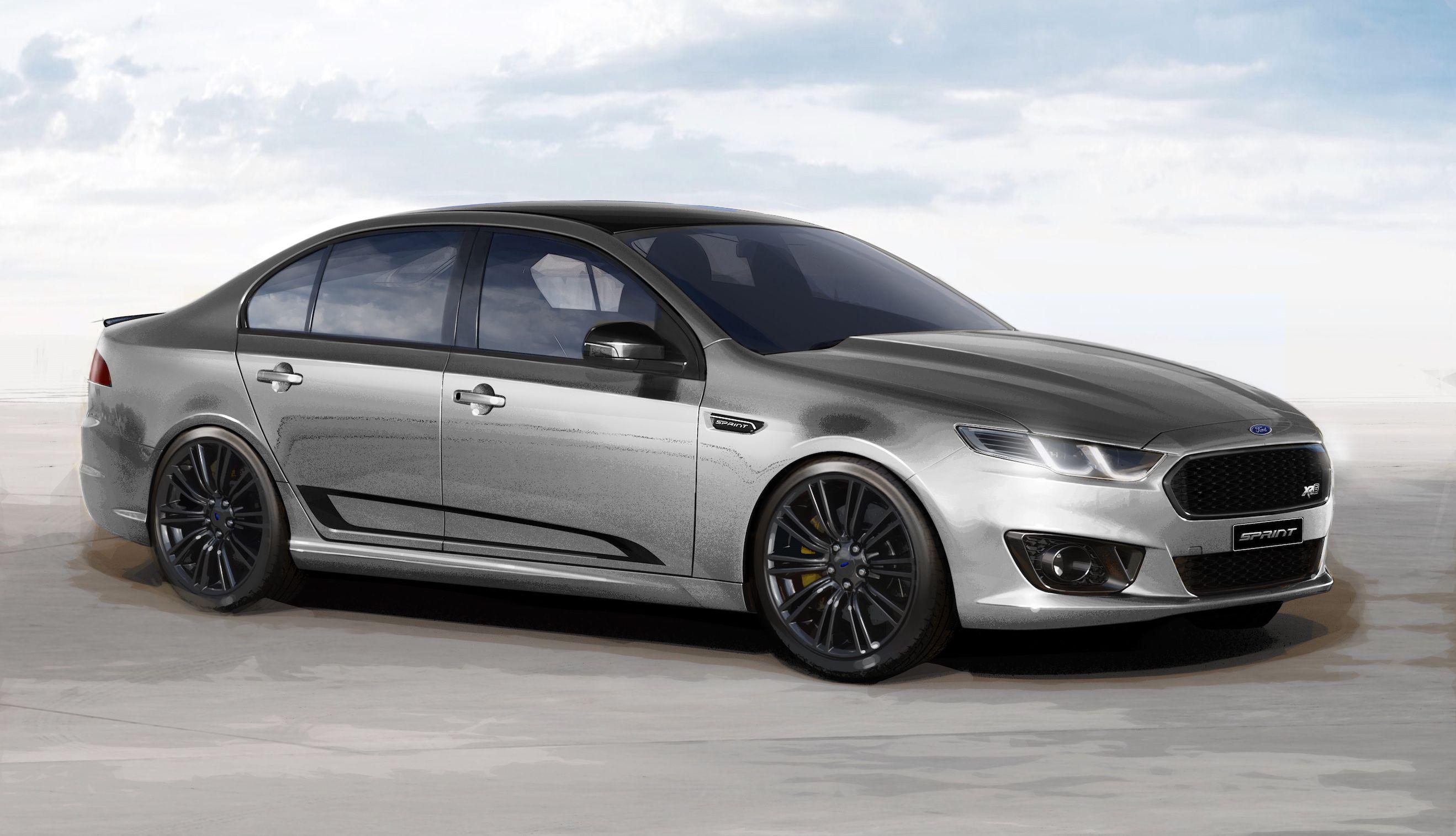 2016 Ford Falcon Xr6 Turbo Sprint Xr8 Sprint Make Online Debut